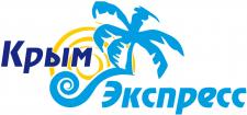 """Логотип турфирмы """"Крым экспресс"""""""