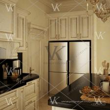 Классический дизайн интерьера дома