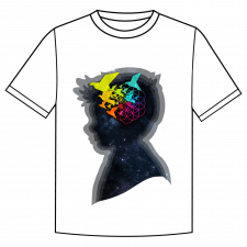 T-shirt design for Coldplay