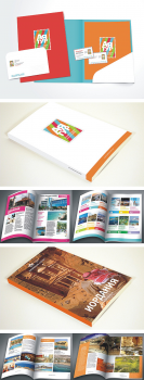 Стиль и каталоги, туристическое агентство