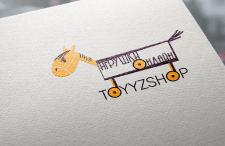 Лого для интернет-магазина детских игрушек
