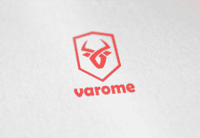 Логотип Varome