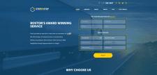 Сайт мувинговой компании