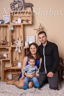 Семейная фотосъёмка