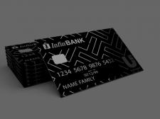 Дизайн банковской карты