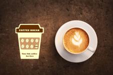 Флаер для кофейни