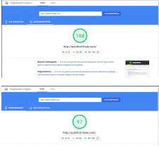 Оптимизация по Google Page Speed