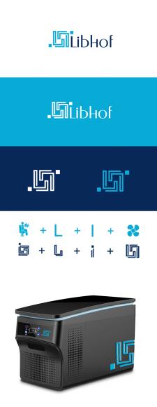 Логотип на конкурс автомобильных холодильников