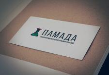 """Логотип для юридической компании """"ПАМАДА"""""""