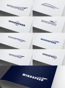 Разработка логотипа для компании Windspeed