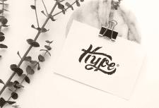 Шрифтовой лого