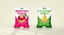Дизайн упаковки эко чипсов