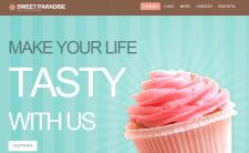 Сайт пекарни