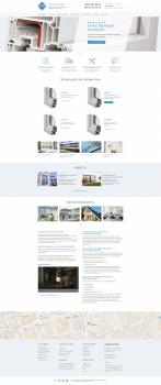 Veka - дизайн сайта