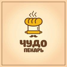 Разработка дизайна фирменного логотипа для пекарни