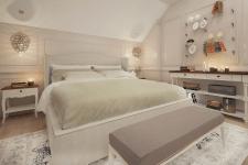 Дизайн проект Дома в классическом стиле