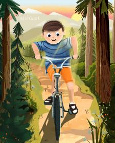 Дитяча ілюстрація