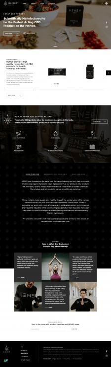 Разработка сайта Wordpress+Woocommerce