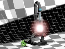 Модель оригинальной лампы