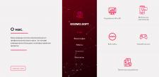 Веб-сайт KOZMO-SOFT