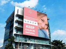 баннер для косметической компании