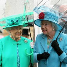 Безупречный вкус: королева Елизавета II умело...