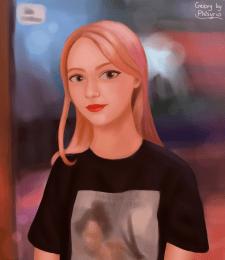Портрет Рины
