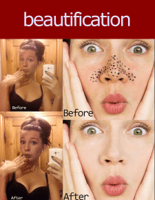 Бютификация, ретушь, стилизация