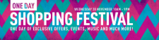 Баннер: Фестиваль шопинга