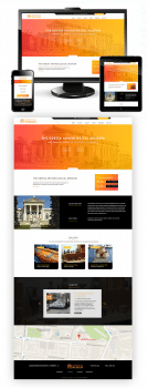 Сайт архитектурного музея