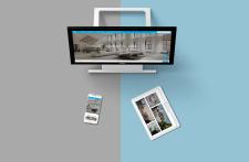 Создание сайта для агенства недвижимости