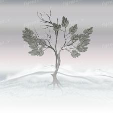 """Дерево для коллажа """"Дом"""" 2"""