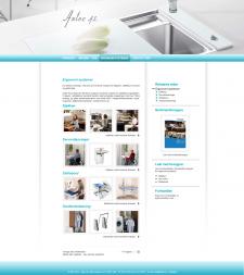 Сайт для норвежской компании
