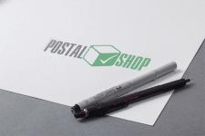 логотип для PostalShop