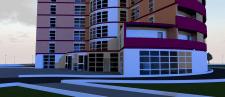 Проект гостиницы на 100 мест