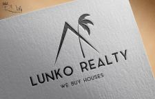 Логотип компании недвижимости