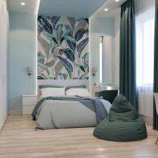 Візуалізація 2 спальні