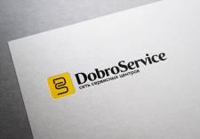 Логотип для компании Dobroservice