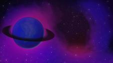 Иллюстрация на космическую тему