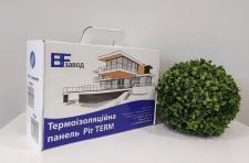Дизайн упаковки для термоизоляционных панелей.