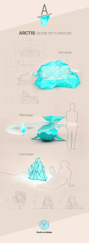 Arctis / geometry furniture