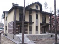 Жилой дом 500м2 в Киевской области