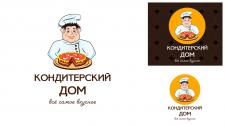 Логотип для магазина кондитерских изделий
