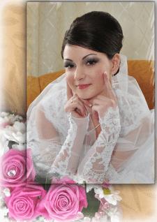 Обробка весільного фото