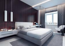 Дизайн спальни г.Львов