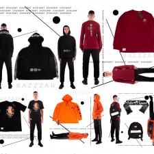 Представление бренда одежды