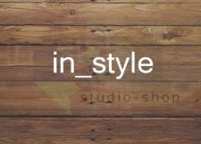 """Логотип проекта """"iN_style"""""""