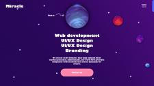 Site for web studio