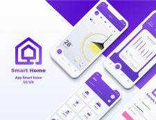Разработка мобильного приложения умный дом