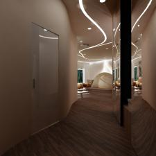 Дизайн интерьера Хай-тек, Космос